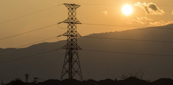 Australia's National Electricity Market brings power to millions of people. Shuttershock