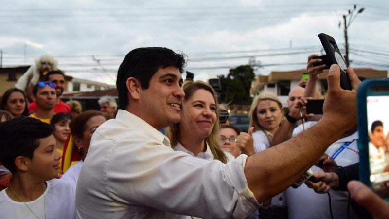 New Costa Rica Leader Vows To Take Country Towards Oil