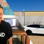 Jimmy Barnes and Simon Hackett both extol the benefits of electric cars.